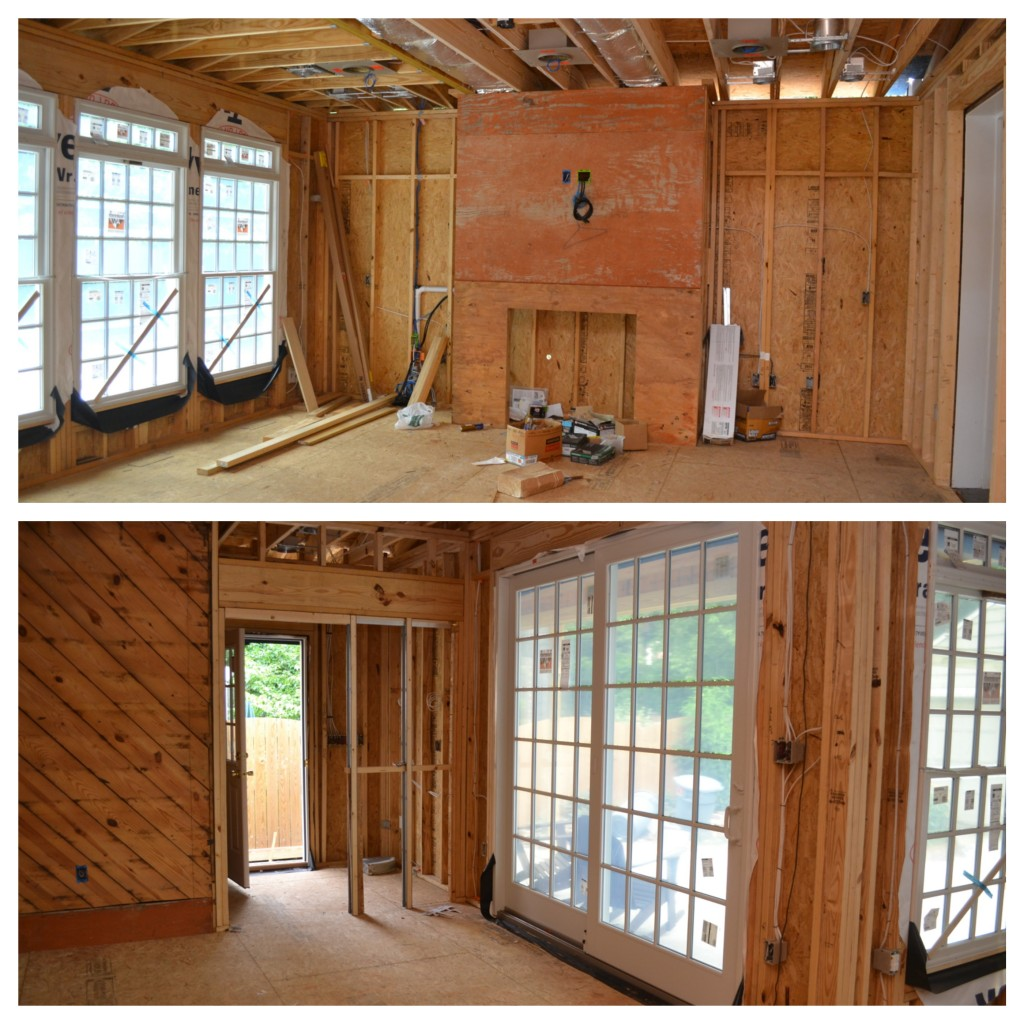 Family Room Additions: First Look Inside The Family Room Addition